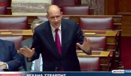 Ένταση στη Βουλή – Αποχώρησε το ΠΑΣΟΚ από την Ολομέλεια – ΒΙΝΤΕΟ