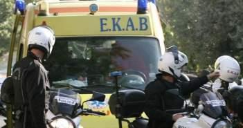 Πάτρα – ΤΩΡΑ: Πτώση ατόμου στην οδό Λευκωσίας