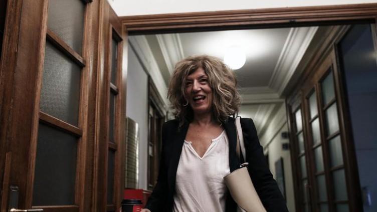 Αναγνωστοπούλου: Είναι κακό συγγενείς να διορίζονται σε πολιτικά γραφεία;