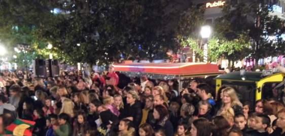 Το Αγρίνιο φόρεσε τα γιορτινά του – Εκδηλώσεις που έκλεψαν τις εντυπώσεις! ( ΔΕΙΤΕ ΦΩΤΟ)