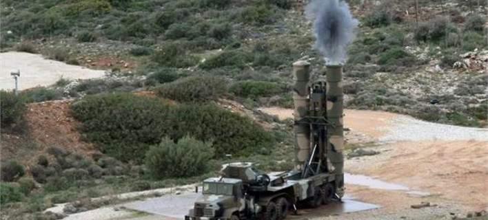 Reuters: Το Ισραήλ «τέσταρε» τους S-300 με την άδεια της Ελλάδας