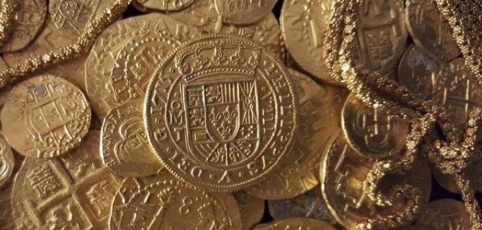 Βρέθηκε η μυθική γαλέρα 'Σαν Χοσέ' και ο θησαυρός του 1708