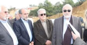 """Διαιτητής"""" ο Κουρουμπλής στην διαμάχη του ΧΥΤΥ – Τσακώθηκαν μπροστά στον υπουργό"""