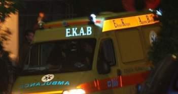 Πύργος: Σοβαρά τραυματισμένος δικυκλιστής που συγκρούστηκε με σκύλο στην οδό Αλφειού!