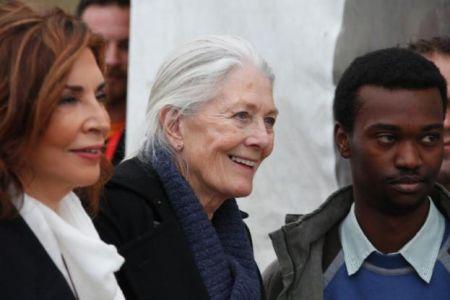 Βανέσα Ρέντγκρεϊβ από κέντρο φιλοξενίας: Η Ελλάδα έχει δώσει το μάθημα, της ανθρωπιάς (Video/Photo)