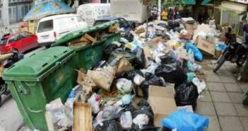 Πύργος: Ξεκίνησε η αποκομιδή των σκουπιδιών στην πόλη