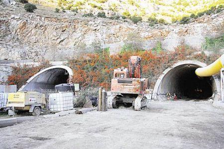 Η πρόοδος στα 10 μεγαλύτερα κατασκευαστικά project στην Ελλάδα