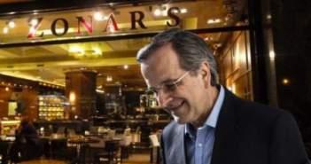 Απολύθηκε η μετρ του ιστορικού καφέ «Zonar's» μετά από επεισόδιο με τον Αντώνη Σαμαρά