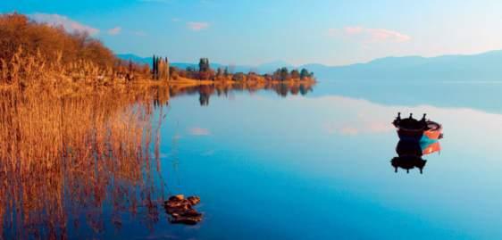 Διαγωνισμός Φωτογραφίας για τις λίμνες από τον Δήμο Αγρινίου και την AnceNgo!