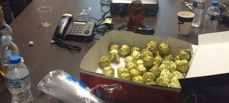 Τα γλυκά έμειναν …αφάγωτα στο επιτελείο Μεϊμαράκη