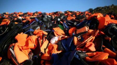 Τουρκία: Εργοστάσιο παρήγαγε σωσίβια «μαϊμού» για τους πρόσφυγες