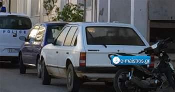 Σύλληψη για κλοπή αυτοκινήτου στην Αμφιλοχία