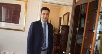 Το τηλεφώνημα του Δημάρχου Αγρινίου στο νέο Γενικό Διευθυντή της ΝΔ