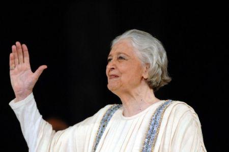 Πέθανε η Άννα Συνοδινού! Θρηνεί το ελληνικό θέατρο!