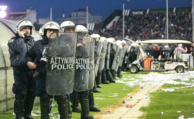Έρχονται αλλαγές στα γήπεδα – Διαφορετικός ο ρόλος της Αστυνομίας!