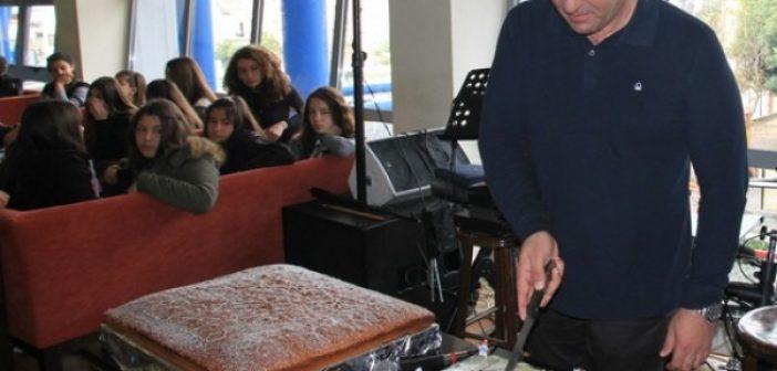 Ο ερασιτέχνης Παναιτωλικός έκοψε την πίτα του (ΔΕΙΤΕ ΒΙΝΤΕΟ)