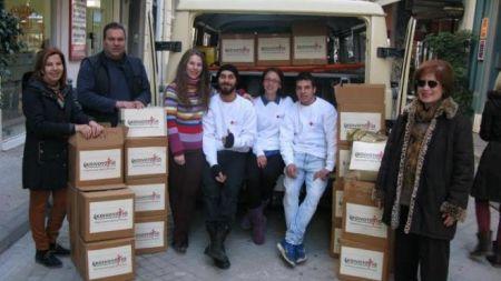 Πάτρα: Η Κοινο_Τοπία συγκεντρώνει ανθρωπιστική βοήθεια για το κατάστημα κράτησης Αγ. Στεφάνου