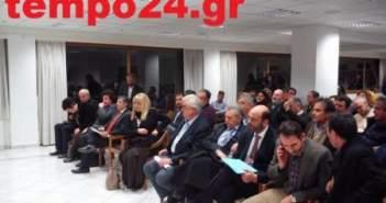 Πάτρα: Τα κόμματα καταθέτουν τις θέσεις τους για το ασφαλιστικό στους επιστημονικούς φορείς-Η εκδήλωση στον Δικηγορικό Σύλλογο (ΦΩΤΟ)