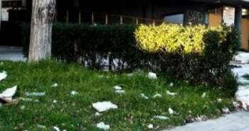 Πάτρα:Εξώδικα,προσωπικά στοιχεία,νομικά έγγραφα,κατασχετήρια…σε κοινή θέα-Σκουπιδότοπος…αλληλογραφίας του Λιμεναρχείου! (ΔΕΙΤΕ ΦΩΤΟ)