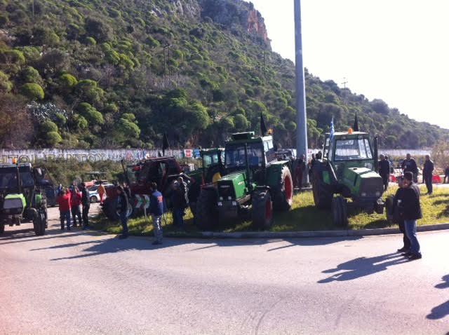 Οι αποφάσεις των Αιτωλοακαρνάνων αγροτών για το κλέισιμο των δρόμων
