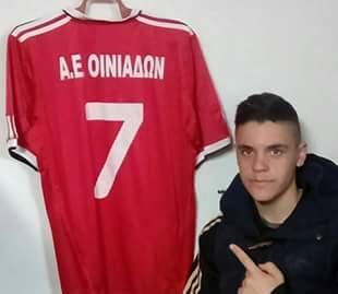 Ο 16χρόνος Κων/νος Νιτσάκης από την Παλαιομάνινα πήρε μεταγγραφή για τον Ατρόμητο Περιστερίου!