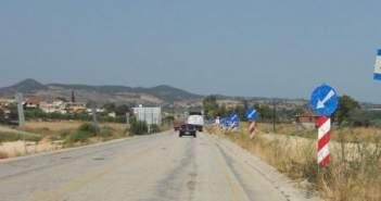 Κυκλοφοριακές ρυθμίσεις στον δρόμο Αμφιλοχίας Βόνιτσας με απόφαση της Αστυνομίας