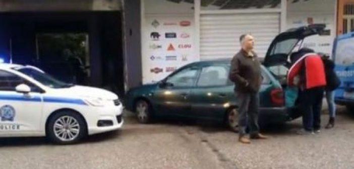 Άφαντος παραμένει ο δράστης του άγριου φονικού στον Πύργο (ΔΕΙΤΕ VIDEO)