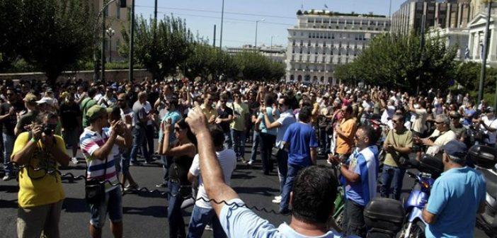 Στην ένστολη κινητοποίηση της Παρασκευής στην Αθήνα η Ένωση Αστυνομικών Υπαλλήλων Ακαρνανίας