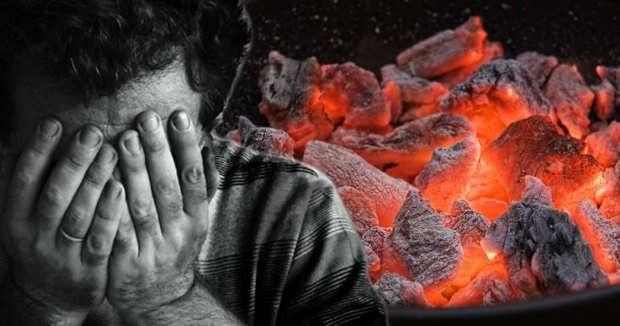 Σοκαριστική αυτοκτονία 57χρονου Γερμανού με κάρβουνα