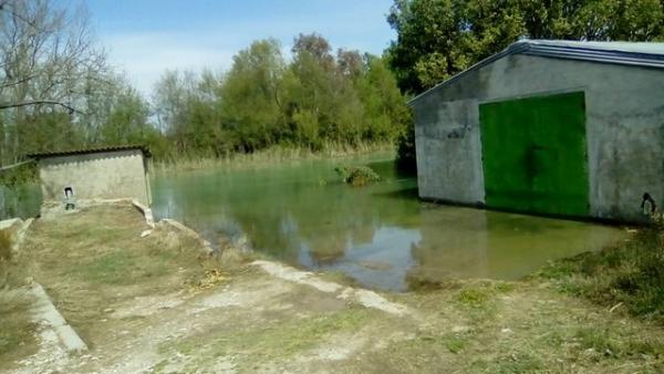 Στον Εισαγγελέα οι αγρότες των Οινιαδών για τις πλημμύρες