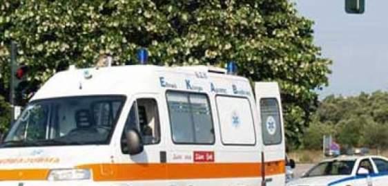 Εφύρα Ηλείας: Τροχαίο με τραυματισμούς