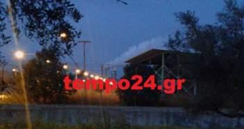 Δυτ. Αχαϊα: Πνίγονται από τον καπνό των πυρηνελουργείων τα χωριά – Φτάνει στην Πάτρα η δυσοσμία