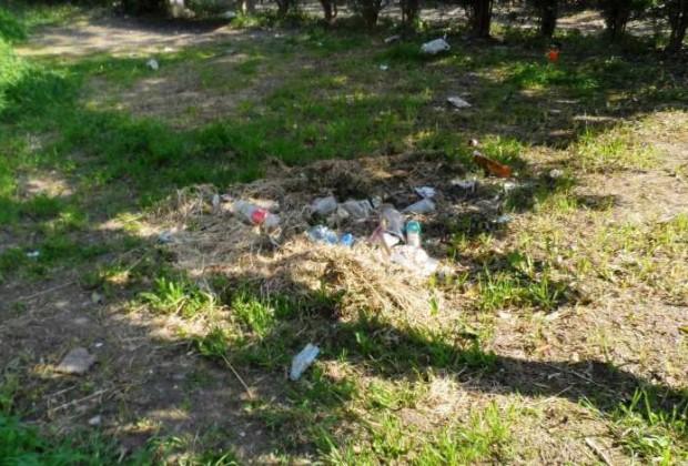 Πάτρα: Σε άθλια κατάσταση ο κήπος τους Σκαγιοπουλείου (ΔΕΙΤΕ ΦΩΤΟ)
