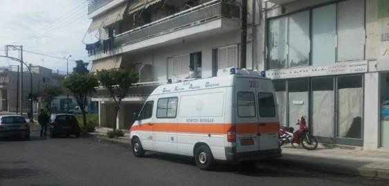 Αγρίνιο: Τραυματισμός ηλικιωμένου δικυκλιστή μετά από πτώση (ΔΕΙΤΕ ΦΩΤΟ)