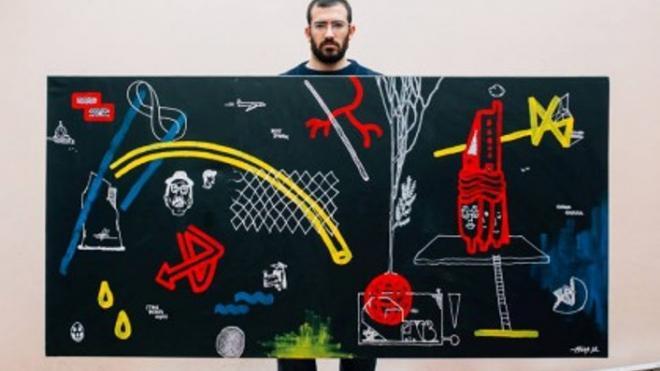 "Bilos: O 28χρονος Πατρινός street artist που ""χρωματίζει"" όλον το κόσμο (ΔΕΙΤΕ ΦΩΤΟ)"