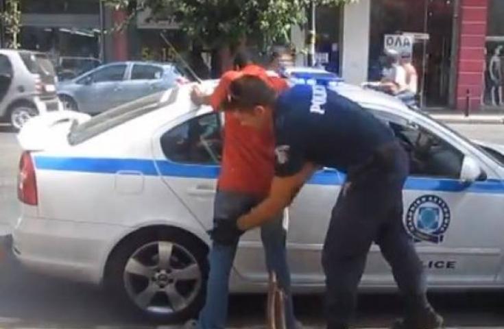 Σύλληψη φυγόποινου στη Θήβα