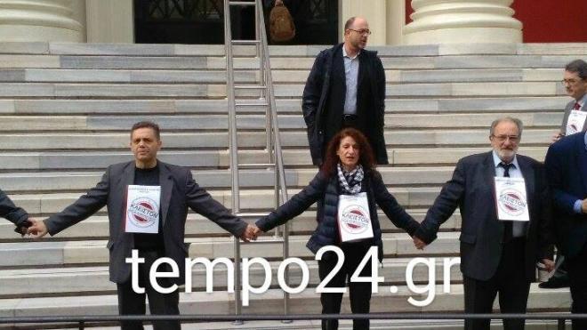 Πάτρα: «Πάγωσε» η απονομή δικαιοσύνης – Στις 10.000 οι δίκες που αναβλήθηκαν λόγω της αποχής των Δικηγόρων