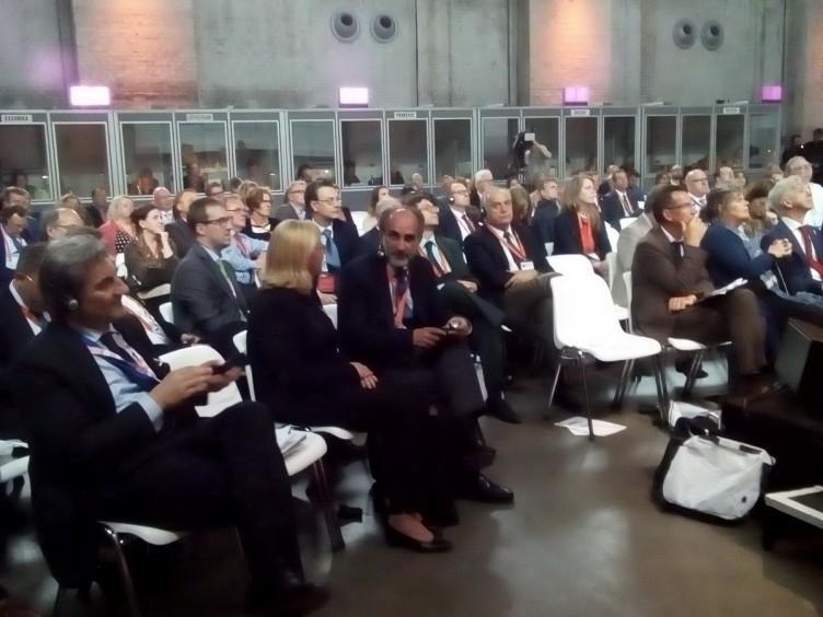 Ο Απόστολος Κατσιφάρας στη συνεδρίαση της COTER και στο Φόρουμ της ΕτΠ σχετικά με το Αστικό Θεματολόγιο της Ε.Ε