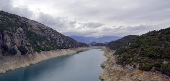 """""""Όχι"""" στην εκτροπή του Αχελώου από τους Οικολόγους Πράσινους"""