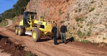 Δεκάδες οι κρίσιμες παρεμβάσεις της Περιφερειακής Ενότητας Αιτωλοακαρνανίας στο οδικό δίκτυο