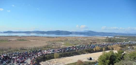 Αύριο το ραντεβού των Αιτωλοακαρνάνων αγροτών για την διαμαρτυρία τους στην Αθήνα!
