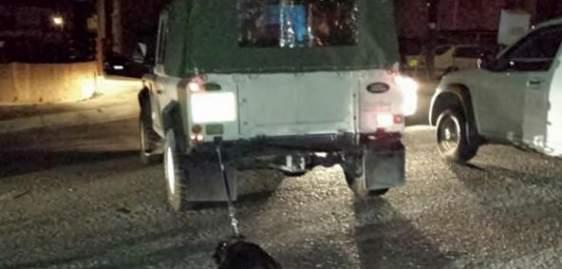 Συνελήφθη εμπλεκόμενος σε υπόθεση κακοποίησης σκύλου