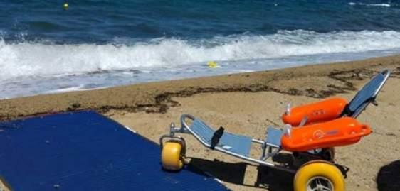 Πρέβεζα: Προσεχώς και δεύτερο αμφίβιο αμαξίδιο σε παραλία του Νομού