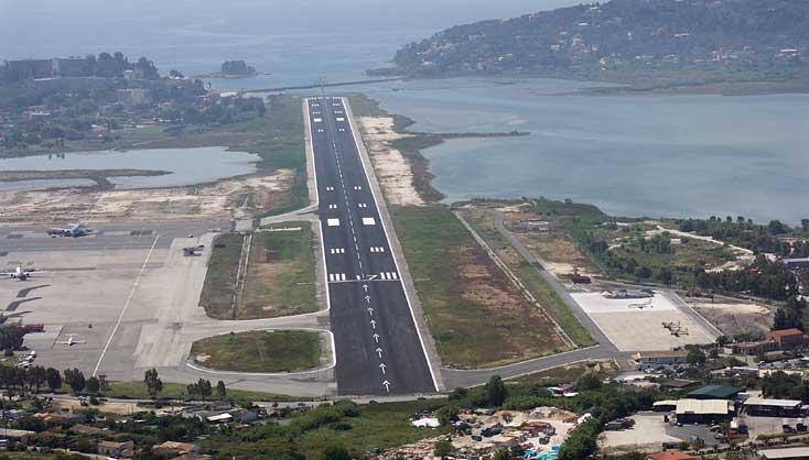 Προσγειώθηκαν τα πυροσβεστικά αεροσκάφη PZL στο αεροδρόμιο του Ακτίου (ΔΕΙΤΕ ΦΩΤΟ)