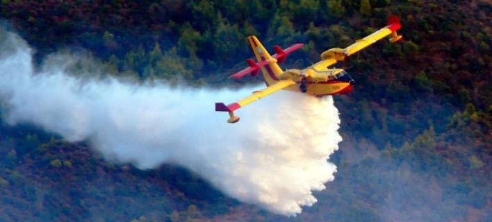 Αρχηγός Γ.Ε.Α: «Δεν φεύγουν από το Άκτιο τα πυροσβεστικά αεροσκάφη PZL»