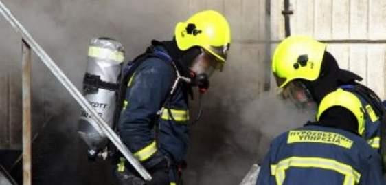 Φωτιά σε σπίτι στη Βόνιτσα