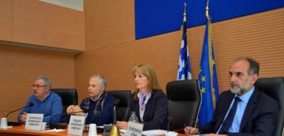 Η λειτουργία του συστήματος Υγείας στο Περιφερειακό Συμβούλιο Δυτικής Ελλάδας