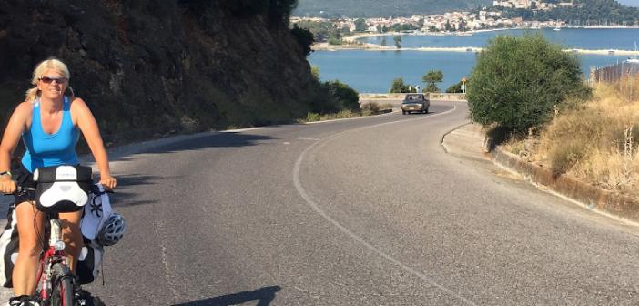 ΒΟΝΙΤΣΑ – ΚΑΤΟΥΝΑ με ποδήλατο