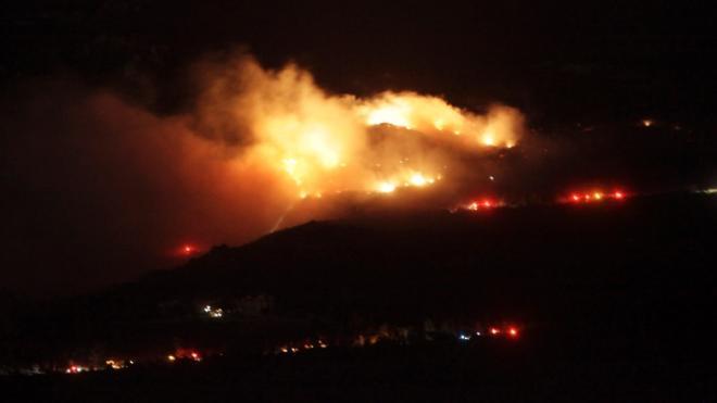 Πάτρα:Μεγάλη πυρκαγιά στην Δραγώλαινα – Συναγερμός στην Πυροσβεστική!