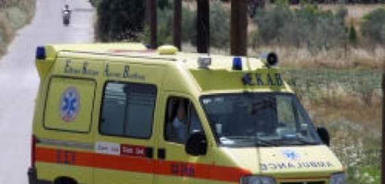 Τροχαίο με σοβαρό τραυματισμό μοτοσυκλετιστή στο Κάτω Σαμικό